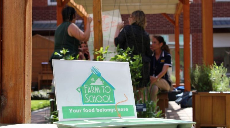 Farm to School Program Blossoms in Loudoun – Loudoun Now