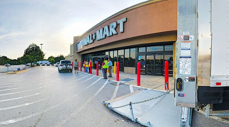 Weighing the Impact of Walmart: As One Store Opens, Another
