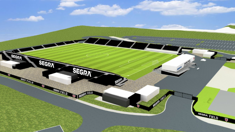 Loudoun United Stadium Named Segra Field – Loudoun Now