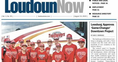 Loudoun Now for Aug. 15, 2019
