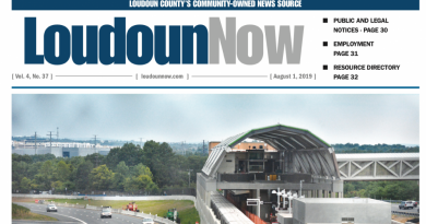 Loudoun Now for Aug. 1, 2019