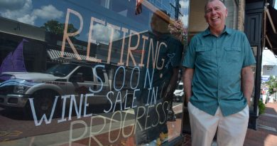 Wine-ing Down: Vintner to Close as Carroll Retires